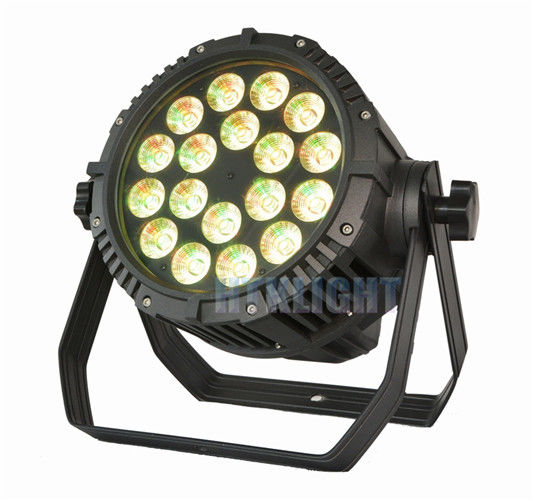 18x12W RGBWA Outdoor Led Par Lights