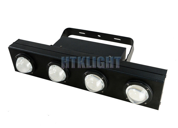 400W 2in1 COB IP20 LED Audience Blinder Lights 0-100% Linear Dimmer