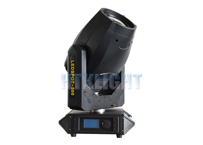 350W LED Spot Moving Head Lightwith 8 Facet Prism 7 Colors 7 Gobos