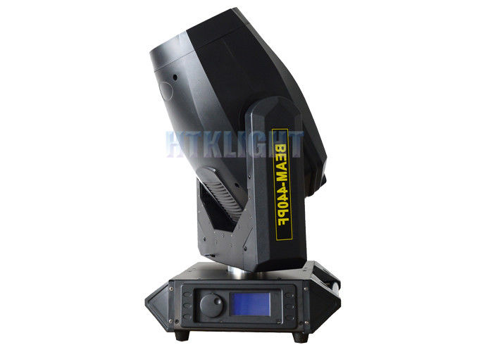 AC 100V Stage Moving Head Light With High Efficient Heat Resistant Optical Lens
