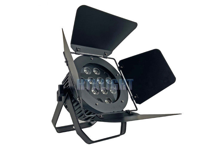 Theater Church 12 X10W RGBW 4 In1 Led Stage Light